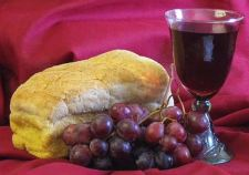 Fellowship at the Lord's Table - communion