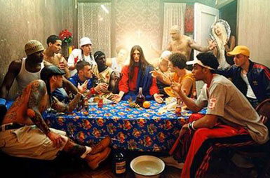 Table Fellowship with Jesus as Lord - communion - eucharist
